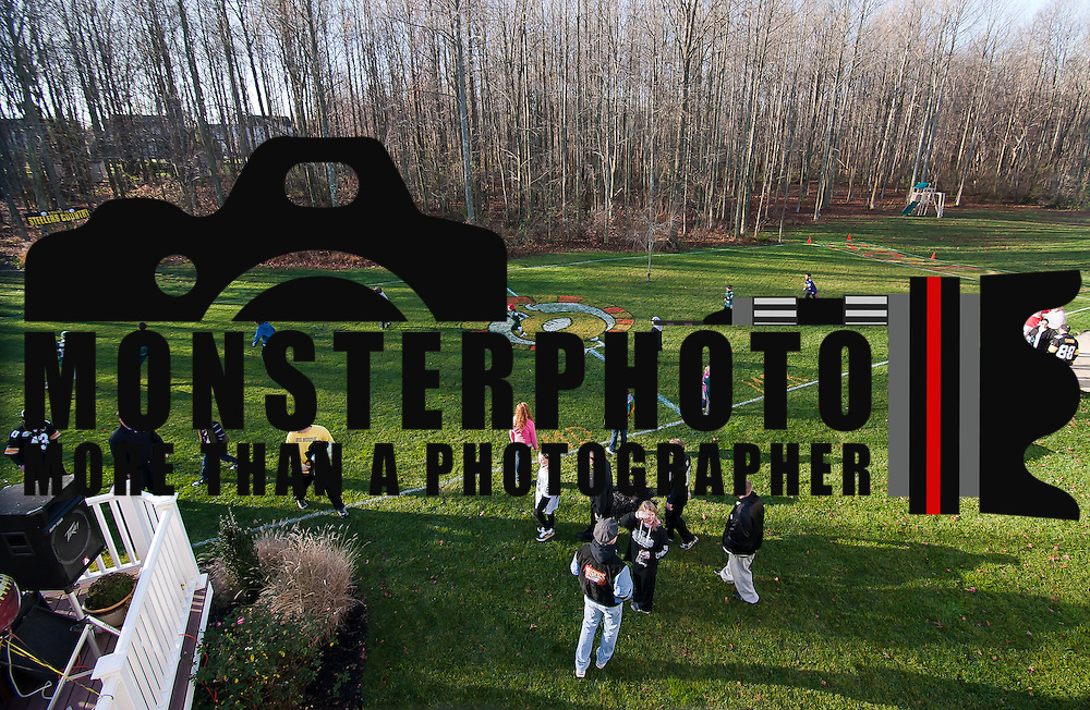 11/24/11 Bear DE:  The Lums Pond community gather for the fourth annual Turkey bowl on Thanksgiving day .Thurs. Nov. 24, 2011 in Bear Delaware..Special to The News Journal/SAQUAN STIMPSON