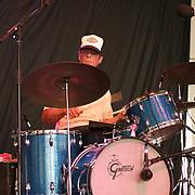 Jun 11, 2004; Manchester, TN, USA; Calexico performing at Bonnaroo 2004. Mandatory Credit: Photo by Bryan Rinnert/3Sight Photography