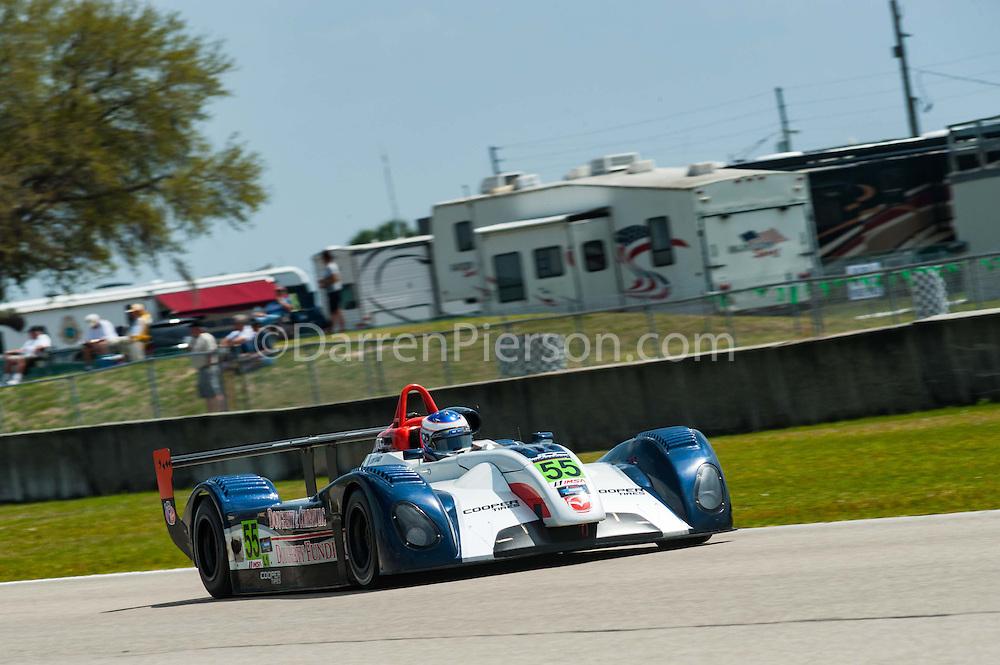 #55 JDC Motorsports Elan DP-02: Gerry Kraut