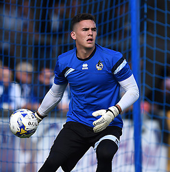 Lee Nicholls of Bristol Rovers - Mandatory by-line: Paul Knight/JMP - Mobile: 07966 386802 - 12/09/2015 - FOOTBALL - Memorial Stadium - Bristol, England - Bristol Rovers v Accrington Stanley - Sky Bet League Two
