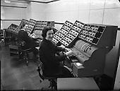 1955 - National Cash Register Co. Ltd, machines at Munster and Leinster bank