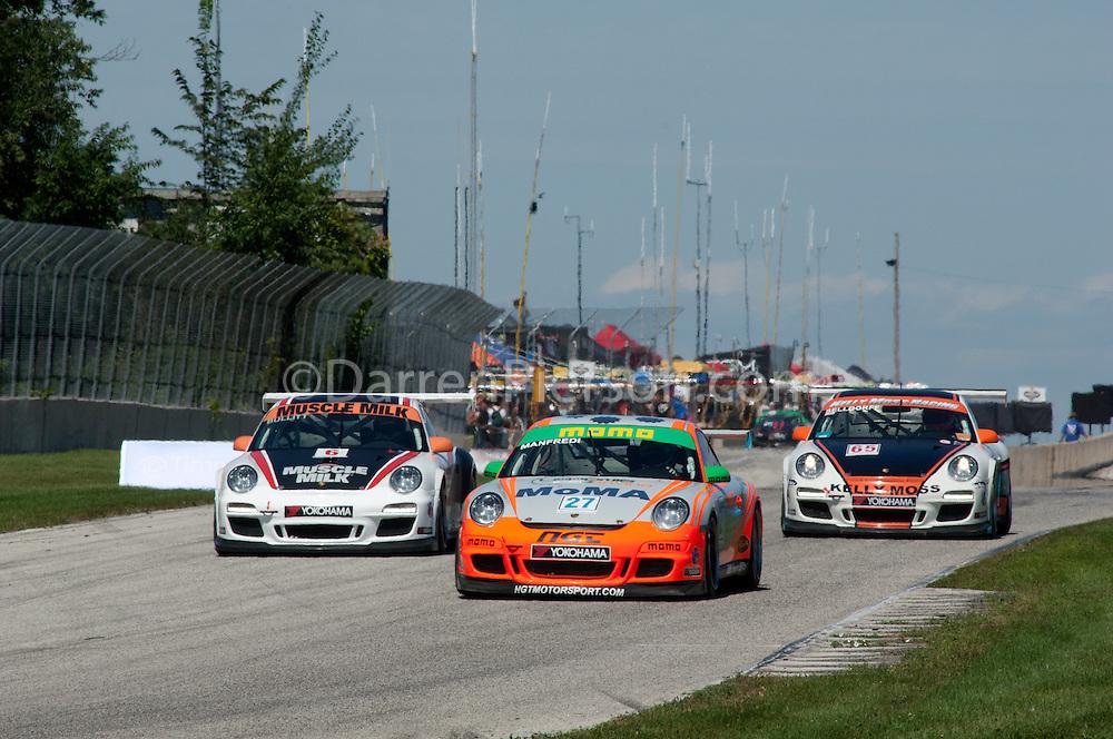 #27 NGT Motorsport: Ludovico Manfredi