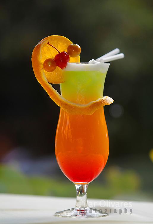 Cocktail de Brujas de Cachiche. (Photo Pilar Olivares)......