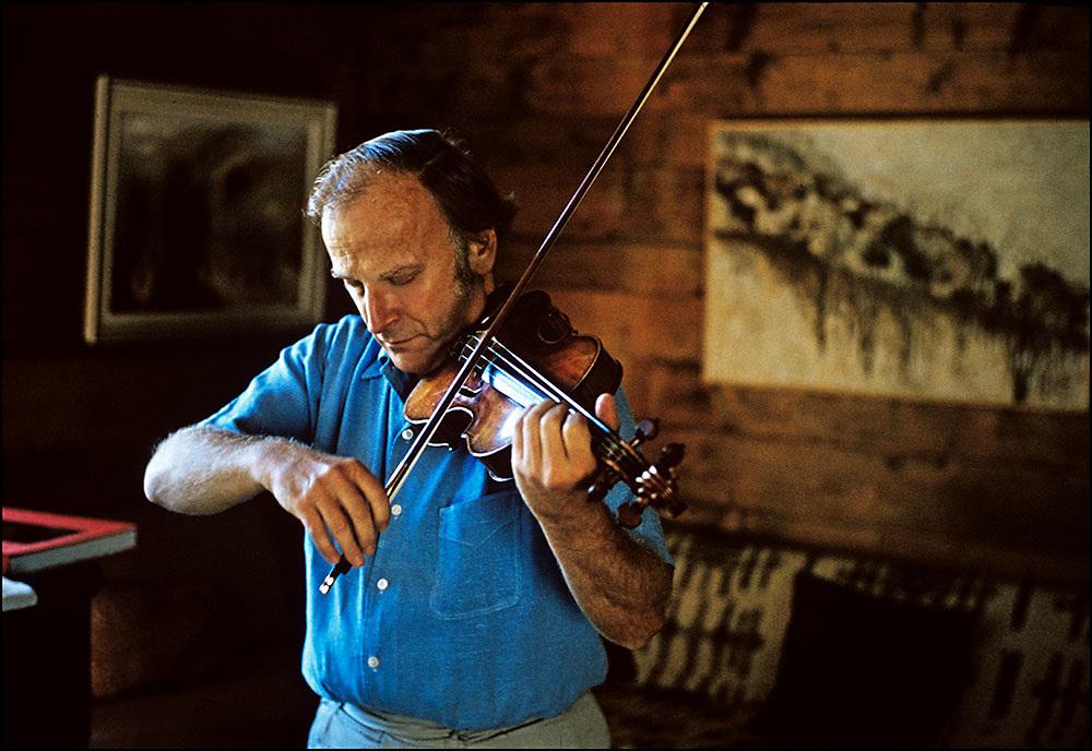 Virtuoso violinist and teacher