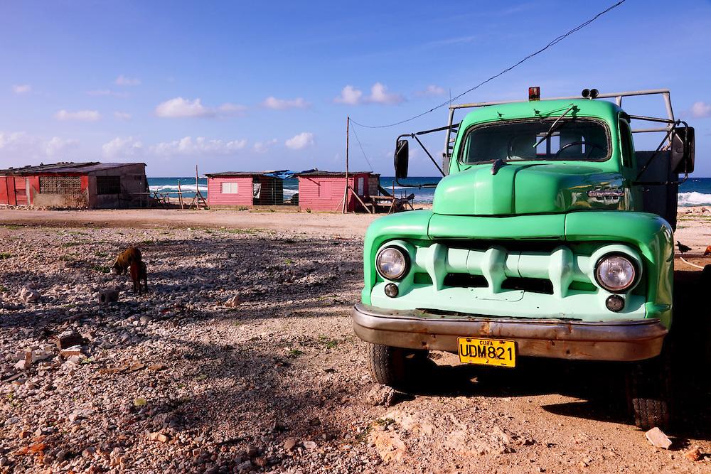 Truck In Caletones Holguin Cuba Robin Thom Photography