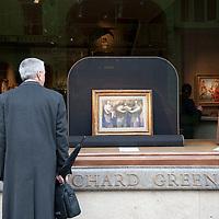 Old Bond Street, Mayfair, London, UK.