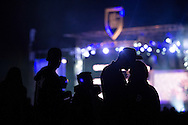 Fans at Kendrick Lamar at Air & Style LA at the Rose Bowl in Pasadena, CA. ©Brett Wilhelm/ESPN
