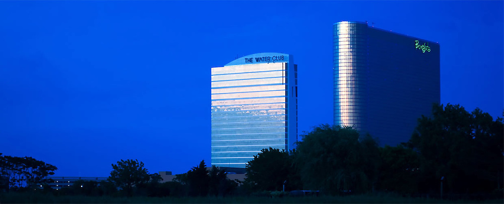 The Borgata Hotel and Casino and The Water Club