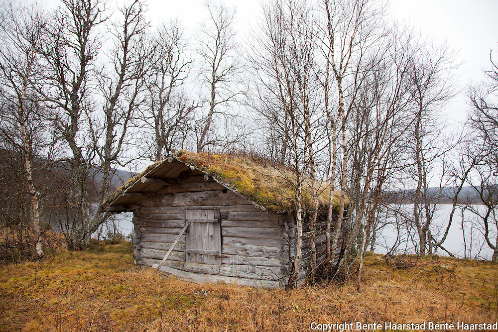 Old houses in Tydal