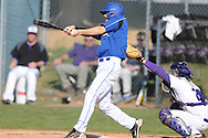 Water Valley vs. Desoto Central in boys high school baseball in Oxford, Miss. on Thursday, March 17, 2011.