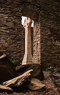 Moone High Cross dating from the 7th century.