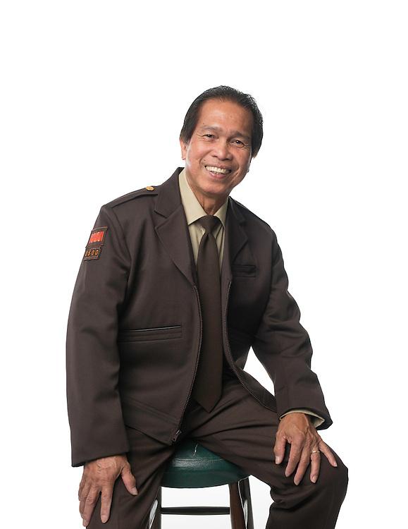 Felix Pagatpatan, 23 Years of Safe Driving with the San Francisco Municipal Transportation Agency (Muni/SFMTA) | 2013 Safe Driver Awardee | September 25, 2013