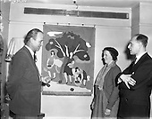 1957 - Arts and Crafts exhibition of Hungarian refugees