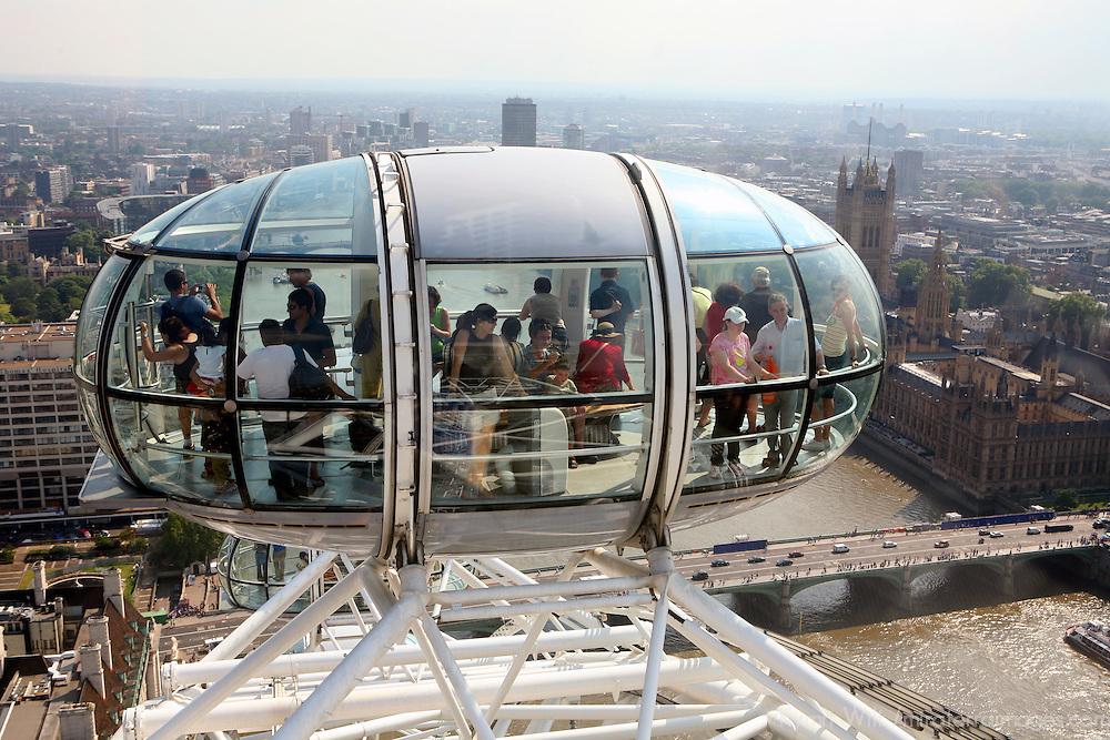 چرخ و فلک بزرگ لندن