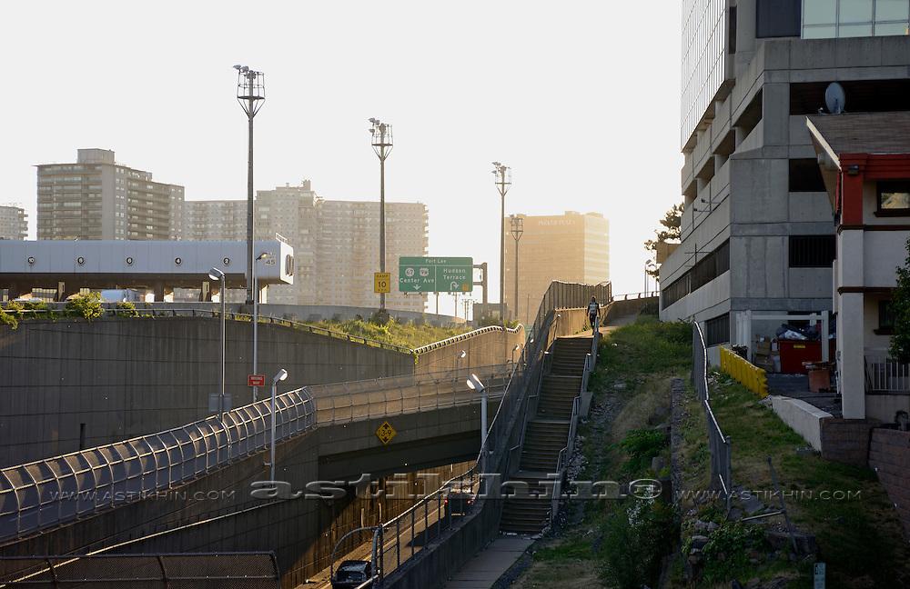 Urban space.