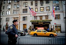 DEC 17 2014  Carlyle Hotel in New York