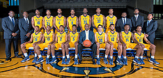 2016-17 A&T Men's Basketball Picture Day