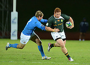 Friday 8 June South Africa v Italy