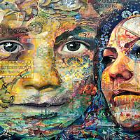 World Murals - One