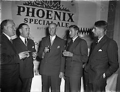1956 - Phoenix Special Ale Reception at the Shelbourne Hotel