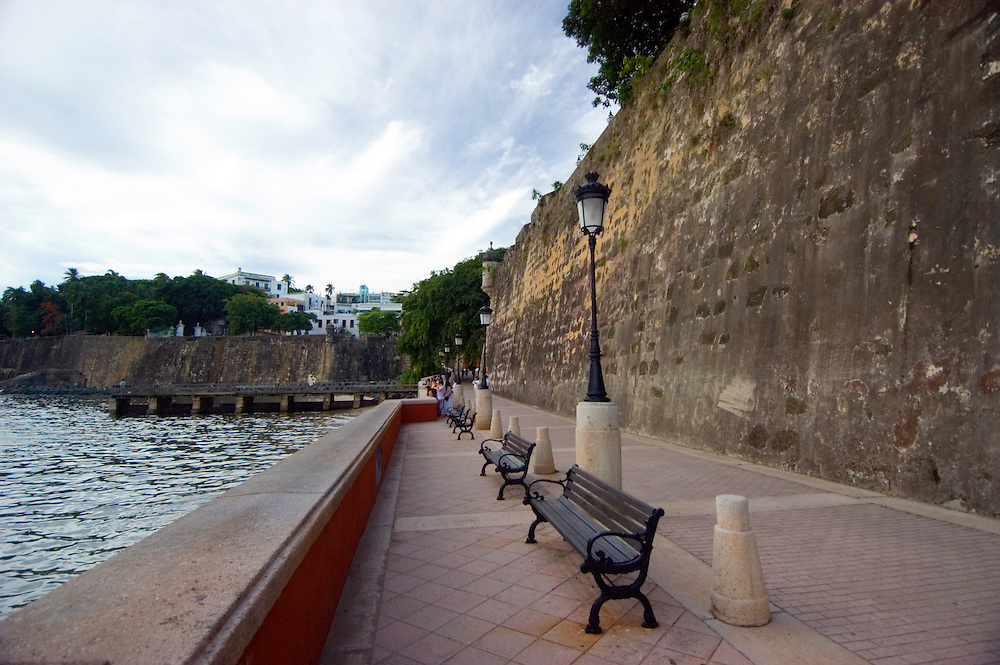 Paseo De La Princesa San Juan Puerto Rico Turismo Interno