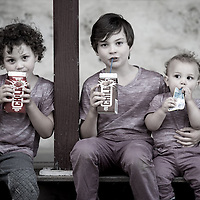 Family Natural Portraiture Examples