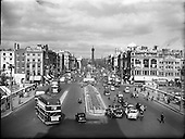 O'Connell Street is Dublin's main Street in Dublin Ireland.
