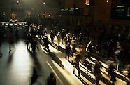 Shadows of Grand central NY117A les ombres de grand central