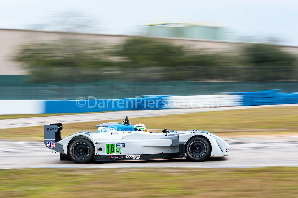 #16 Performance Tech Motorsports Elan DP-02: Patricio O'Ward