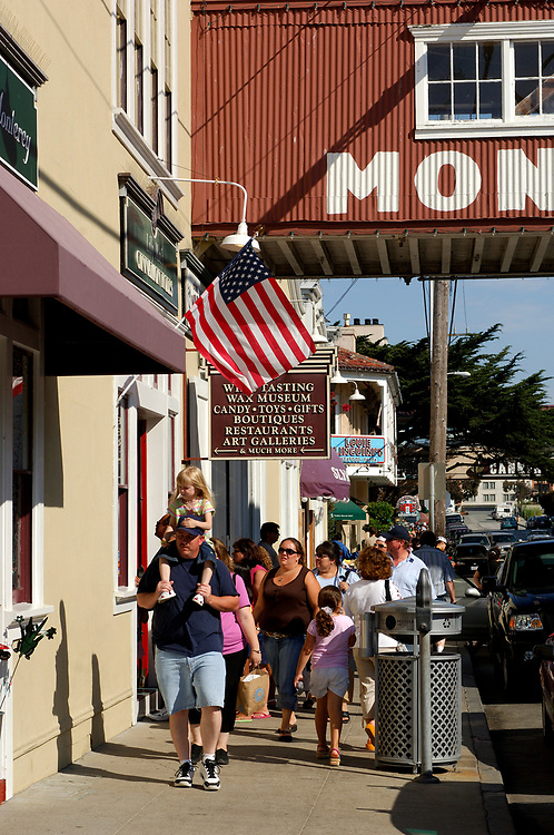 Cannery Row, Monterey, California, United States of America