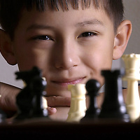 Seven-year-old Alexander Katz (cq) became the K-1 National Champion in the National Elementary Chess Championships in Pittsburgh April 2-4.  Katz also holds the state champion title in the 2004 Florida Scholastic Chess Championship.