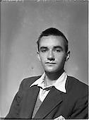 1952 Photo of Junior Rooney son of Asst. Ed.