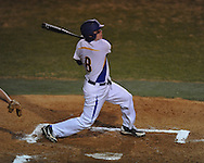 Oxford High's Sam Hunter (8) vs. Olive Branch in Oxford, Miss. on Monday, February 27, 2012. Oxford won 3-1.
