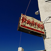 Padre's in Marfa, Texas...(Robert W. Hart/Special Contributor)