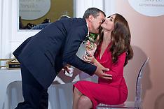 SEP 10 2013 Antonio Banderas Fragrance Launch