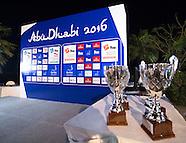 Gala Dinner Abu Dhabi 3rd FINA WC