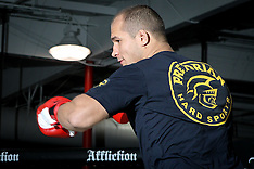November 10, 2011: UFC on FOX Fighter Workouts