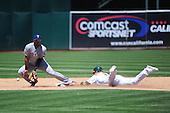 20120607 - Texas Rangers @ Oakland Athletics