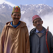 Omar & Omar, High Atlas Mountains, Morocco / Conde Nast Traveller