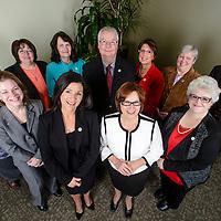 CLPNA Executive & Board 2015