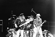 ZZ Top 1980.© Chris Walter.