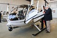 Ministerio del Interior presento Helicopteros