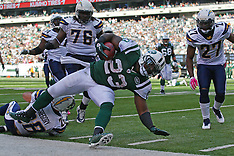 October 23, 2011: San Diego Chargers at New York Jets