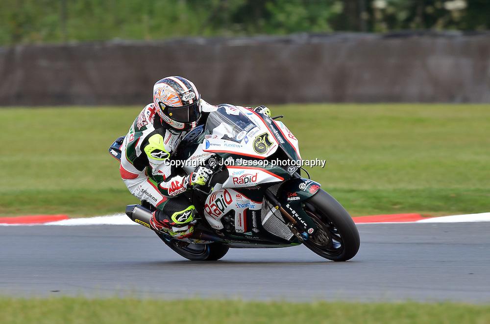 #67 Shane Byrne Rapid Solicitors Kawasaki British Superbikes