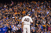 San Francisco Giants vs Chicago Cubs (NLDS Game 3)
