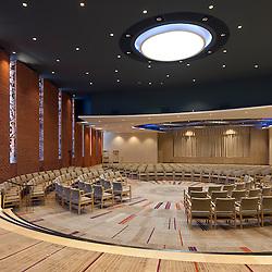Temple Emanuel by Rios Clementi Hale Architects job # 5755