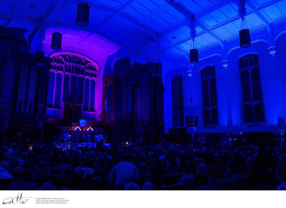 Heavenly Sounds, featuring Lisa Mitchell and Georgia Fair, at St Stephen's Uniting Church in Sydney NSW.