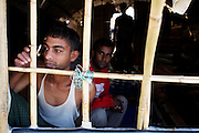 In April of 2013 about 30 migrant workers were injured in a shooting on a strawberry farm in Greece after requesting salaries that had not been paid.<br /> The migrants - mainly from Bangladesh - were shot at by at least one farm supervisor, in a Peloponnesian village in southern Greece.