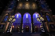 Basilica Notre Dame, Place D'Armes, Montreal, Quebec, Canada