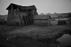 Brick Factory in <br /> Nam Dinh Province, Vietnam, Southeast Asia